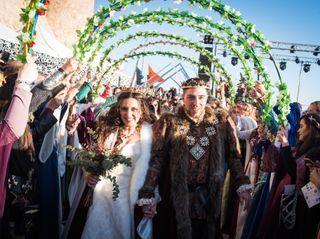 La boda de Laura y Hipolito