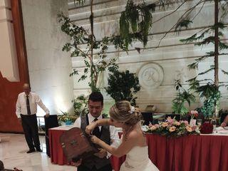 La boda de Maruxi y Terron 1