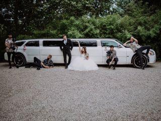 La boda de Nuria y Roger