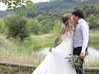 La boda de Gonzaga y Siara 3