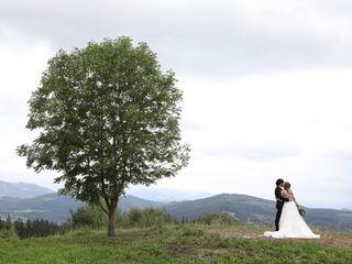 La boda de Gonzaga y Siara