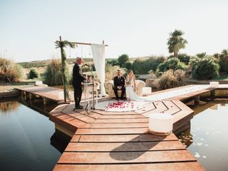 La boda de Mónica y Víctor 1