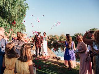 La boda de Mónica y Víctor 2