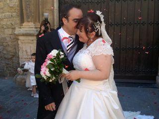 La boda de  Carmen y Curro