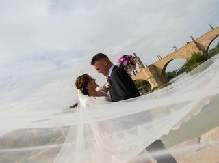 La boda de Rebeca y Ivan