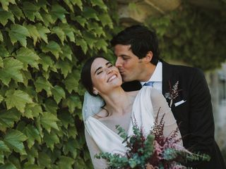 La boda de Adri y Pepe