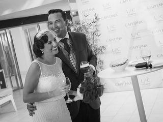 La boda de Macarena y Juan Diego 2