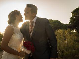 La boda de Macarena y Juan Diego