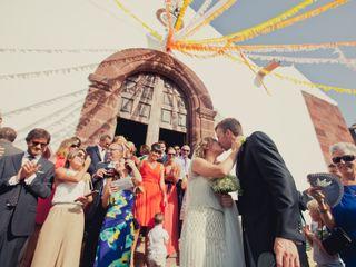 La boda de Nuria y James 1
