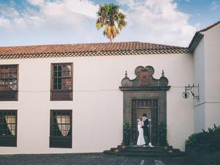 La boda de Nuria y James 2