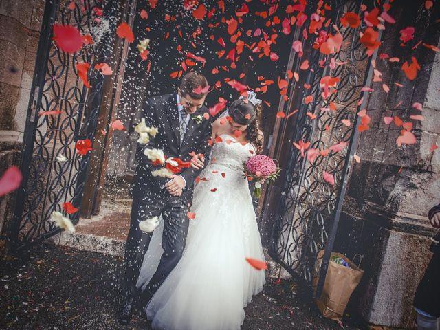 La boda de Laura y Sebas