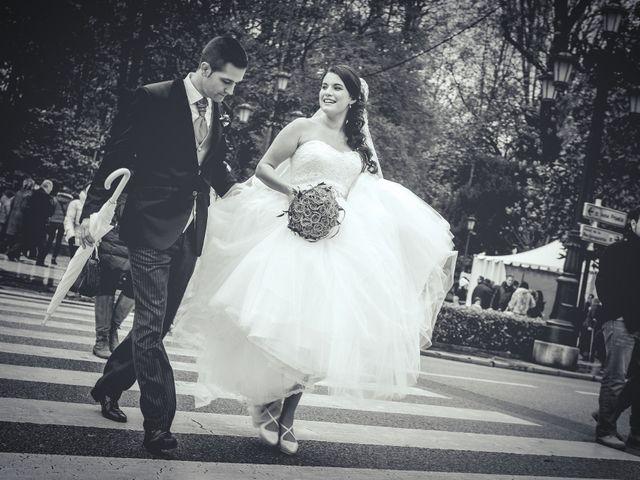 La boda de Sebas y Laura en Oviedo, Asturias 1