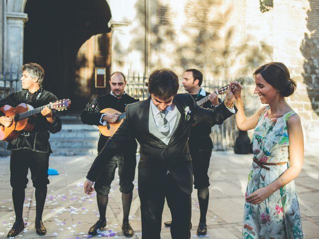 La boda de José Alberto y Maja en Granada, Granada 5
