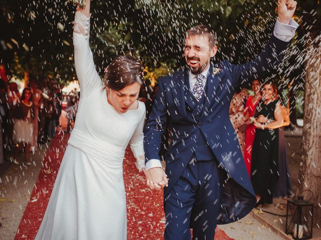 La boda de Guada y Pablo en Cáceres, Cáceres 4