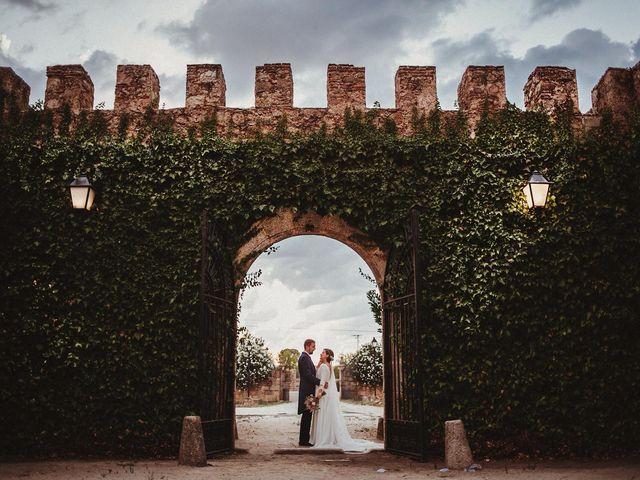 La boda de Pablo y Guada
