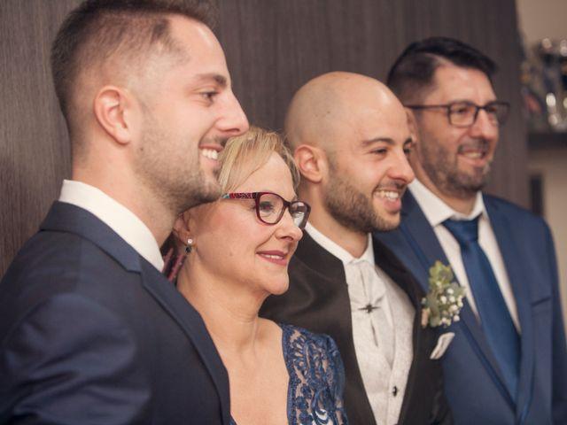 La boda de David y Andrea en Villena, Alicante 4