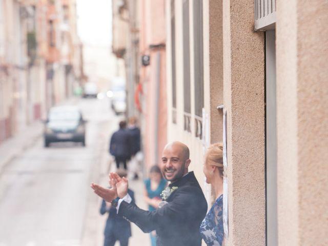 La boda de David y Andrea en Villena, Alicante 8