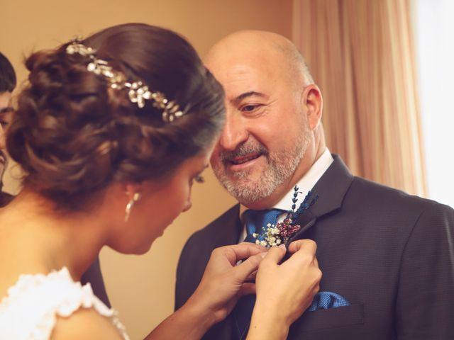 La boda de David y Andrea en Villena, Alicante 12