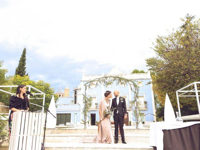 La boda de David y Andrea en Villena, Alicante 19
