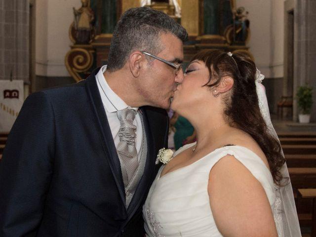 La boda de M.Luisa y J.David
