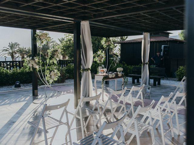 La boda de Fernando y María del Carmen en El Cabo De Gata, Almería 62