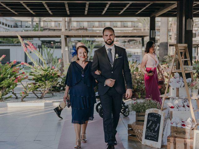La boda de Fernando y María del Carmen en El Cabo De Gata, Almería 65