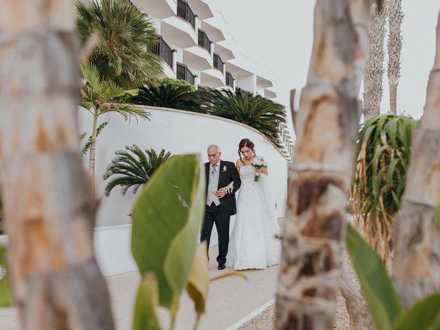 La boda de Fernando y María del Carmen en El Cabo De Gata, Almería 66