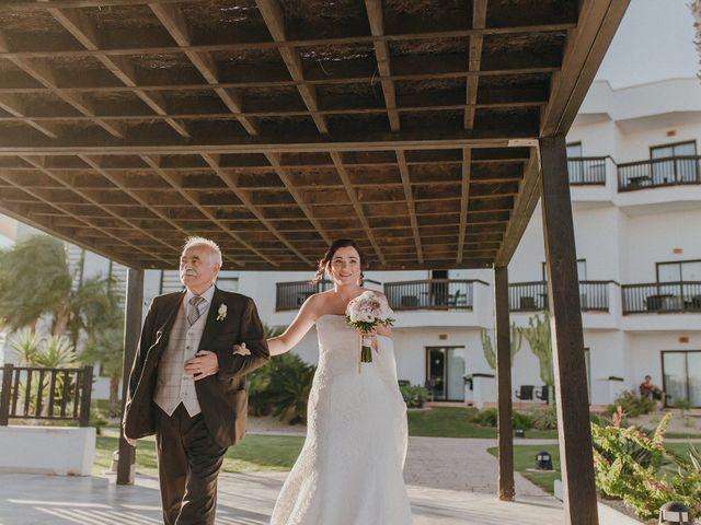 La boda de Fernando y María del Carmen en El Cabo De Gata, Almería 69