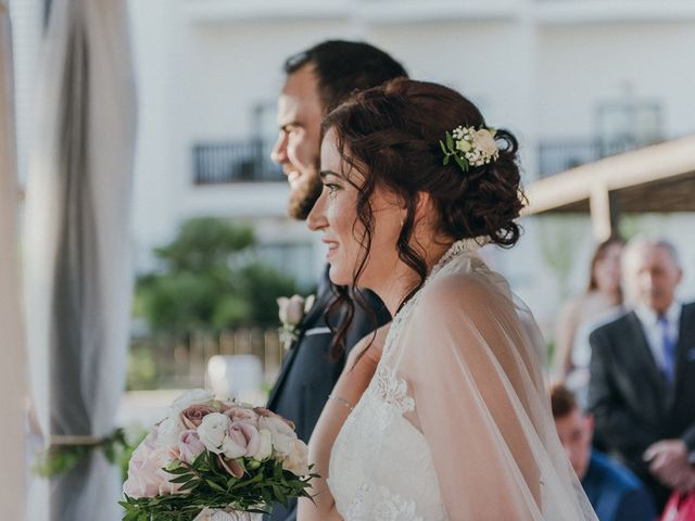 La boda de Fernando y María del Carmen en El Cabo De Gata, Almería 75