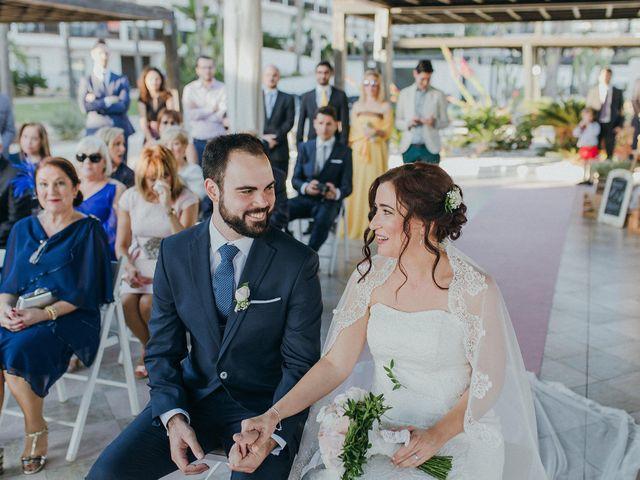 La boda de Fernando y María del Carmen en El Cabo De Gata, Almería 77