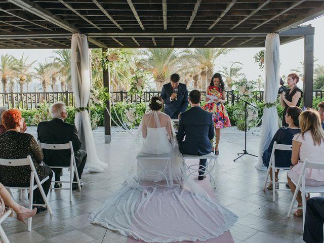 La boda de Fernando y María del Carmen en El Cabo De Gata, Almería 78