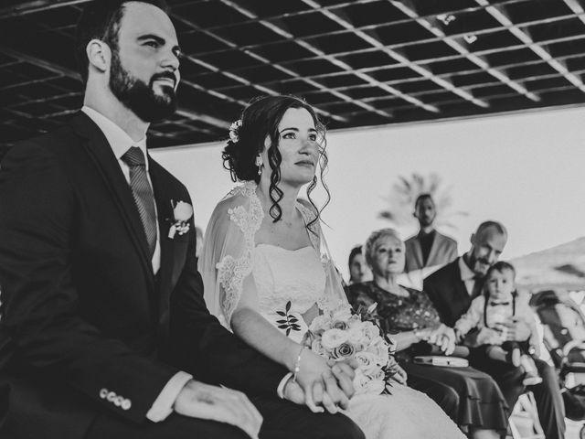 La boda de Fernando y María del Carmen en El Cabo De Gata, Almería 79