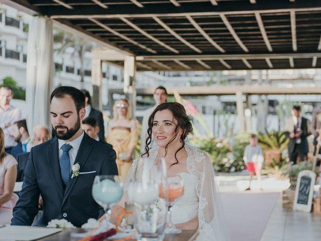 La boda de Fernando y María del Carmen en El Cabo De Gata, Almería 81