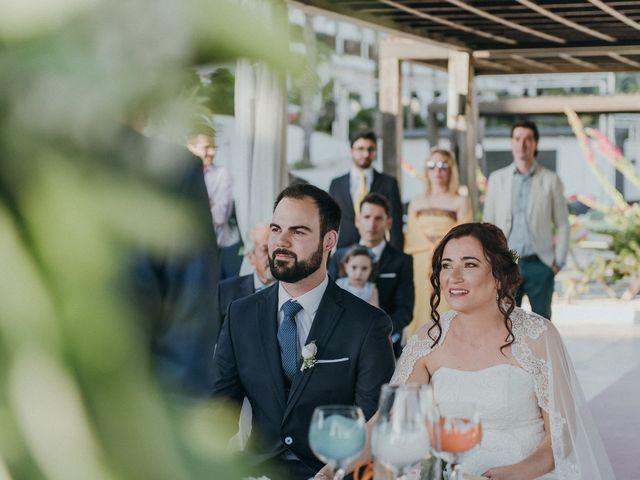 La boda de Fernando y María del Carmen en El Cabo De Gata, Almería 83