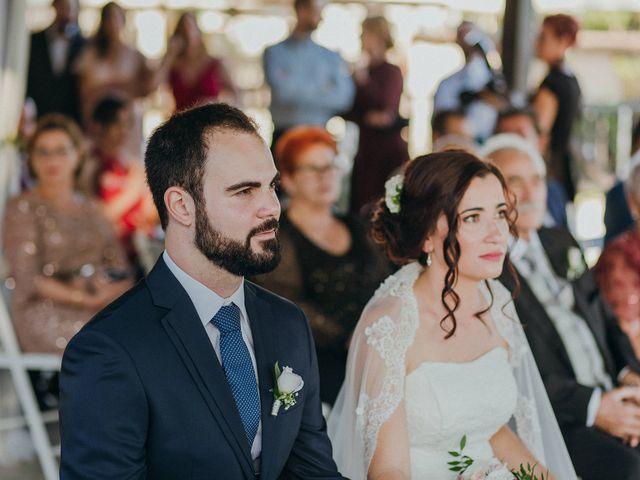 La boda de Fernando y María del Carmen en El Cabo De Gata, Almería 85