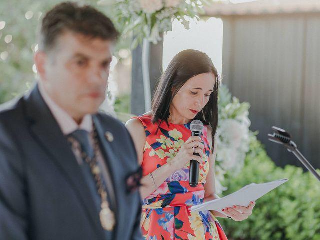 La boda de Fernando y María del Carmen en El Cabo De Gata, Almería 87