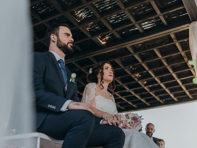 La boda de Fernando y María del Carmen en El Cabo De Gata, Almería 89