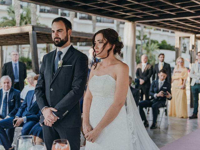 La boda de Fernando y María del Carmen en El Cabo De Gata, Almería 92