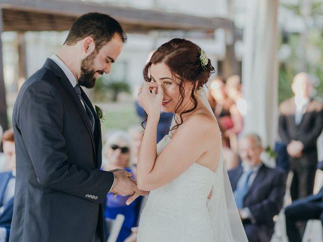 La boda de Fernando y María del Carmen en El Cabo De Gata, Almería 105