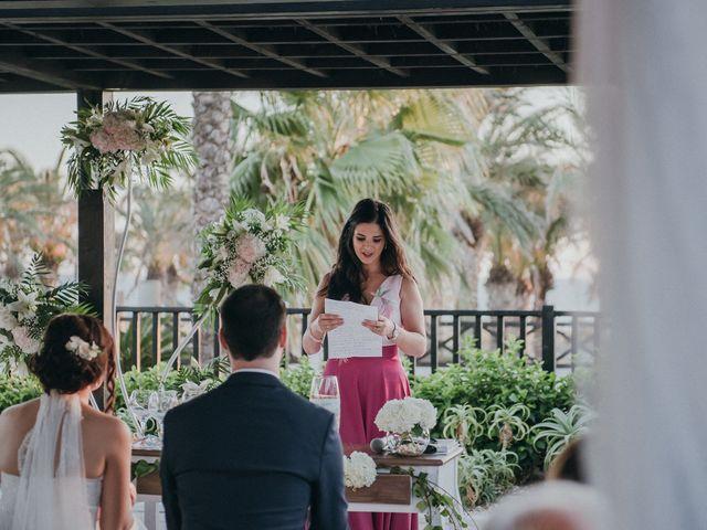 La boda de Fernando y María del Carmen en El Cabo De Gata, Almería 122