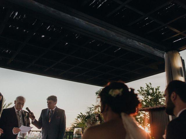 La boda de Fernando y María del Carmen en El Cabo De Gata, Almería 123