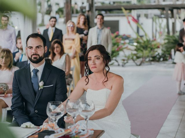 La boda de Fernando y María del Carmen en El Cabo De Gata, Almería 124
