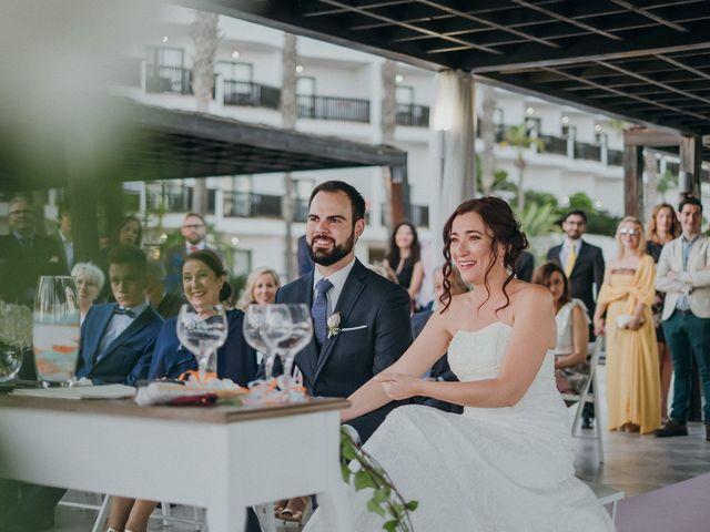 La boda de Fernando y María del Carmen en El Cabo De Gata, Almería 127