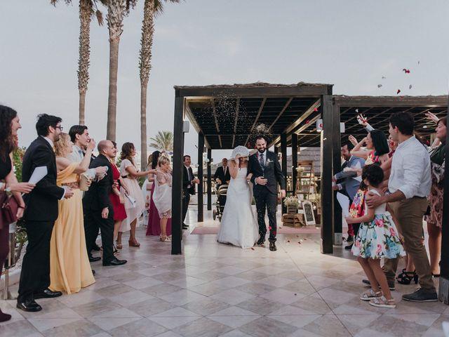 La boda de Fernando y María del Carmen en El Cabo De Gata, Almería 135