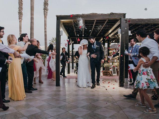 La boda de Fernando y María del Carmen en El Cabo De Gata, Almería 136