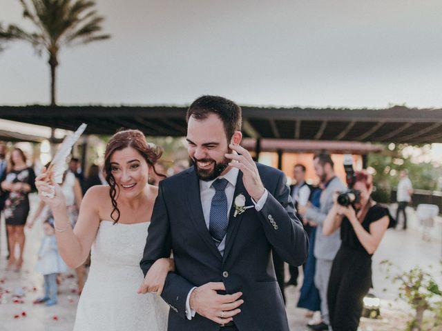 La boda de Fernando y María del Carmen en El Cabo De Gata, Almería 137