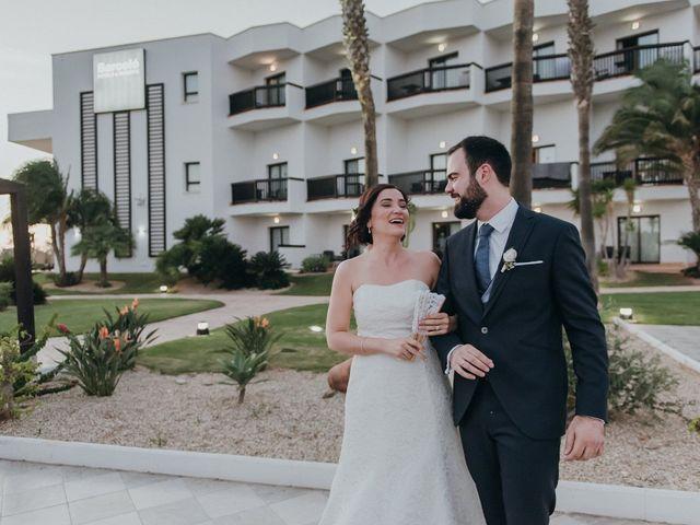 La boda de Fernando y María del Carmen en El Cabo De Gata, Almería 138