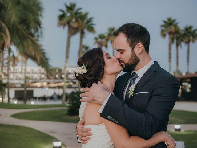 La boda de Fernando y María del Carmen en El Cabo De Gata, Almería 139