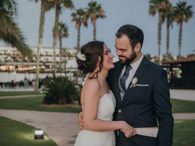 La boda de Fernando y María del Carmen en El Cabo De Gata, Almería 140
