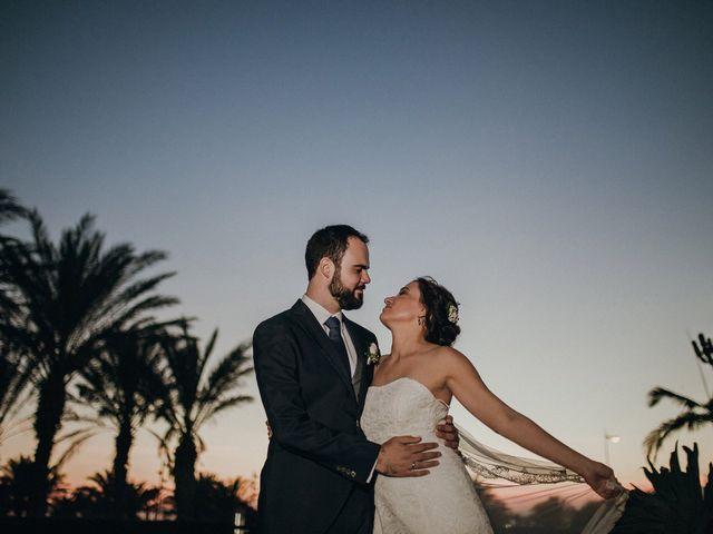 La boda de Fernando y María del Carmen en El Cabo De Gata, Almería 145
